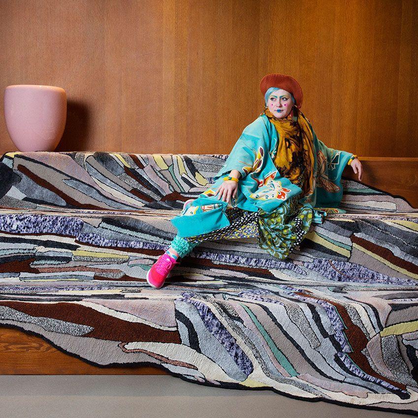 Elle Decoration Uk On Twitter Laura Wood Elle Decor Rugs On Carpet
