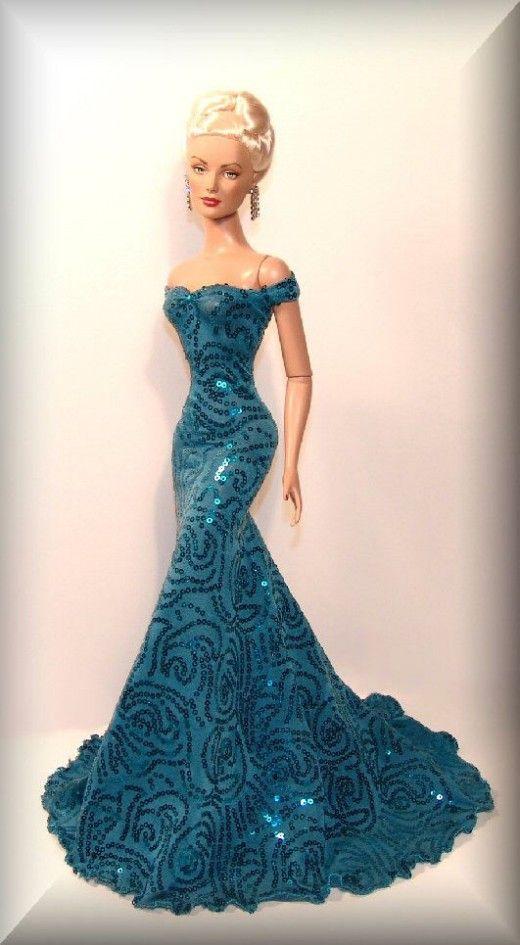 The Fashion Plate Doll Boutique #dollscouture