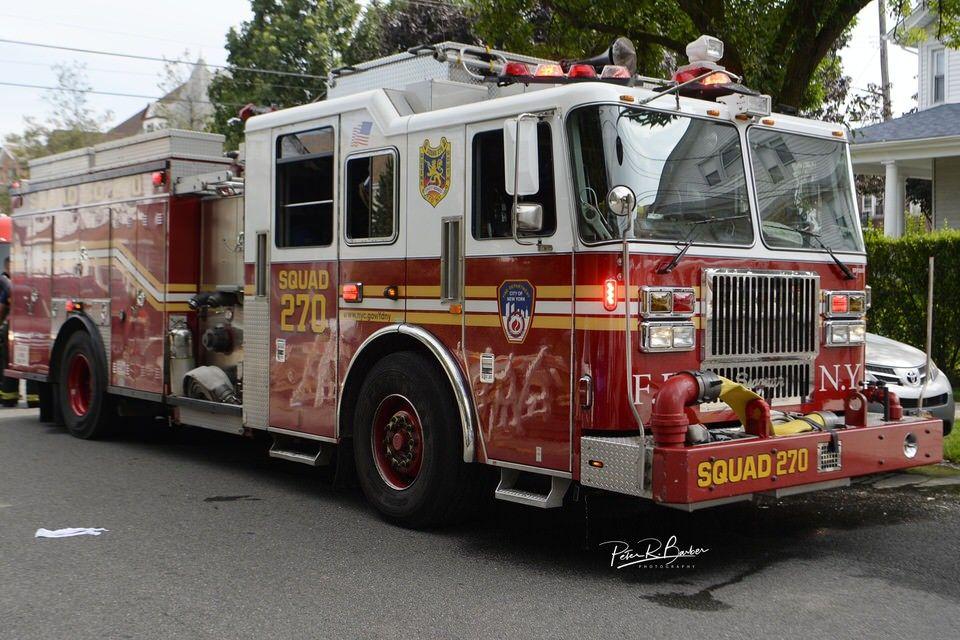 FDNY Squad 270 Queens Fdny, Squad, Fire trucks