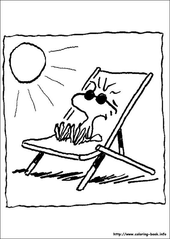 Snoopy coloring picture | COMIC | Pinterest | Dibujar, Mandalas y ...