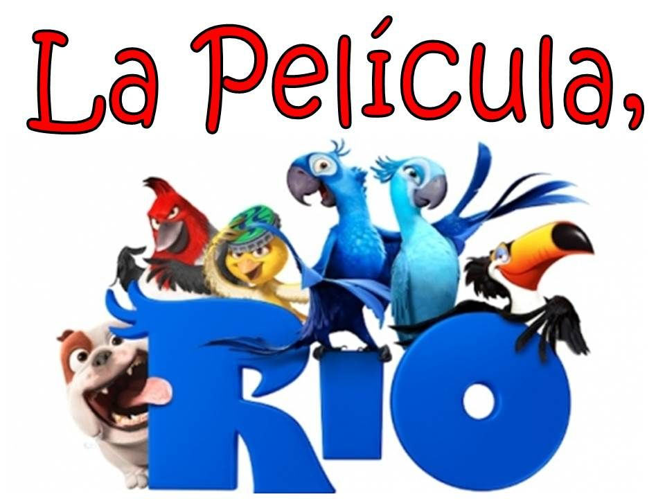 Power Points, songs, and videos to teach Rio, the movie as well as Carnaval