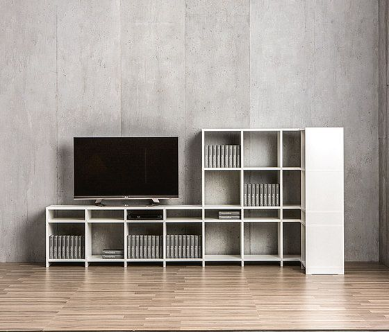 Premium shelf-system by mocoba   Office shelving systems