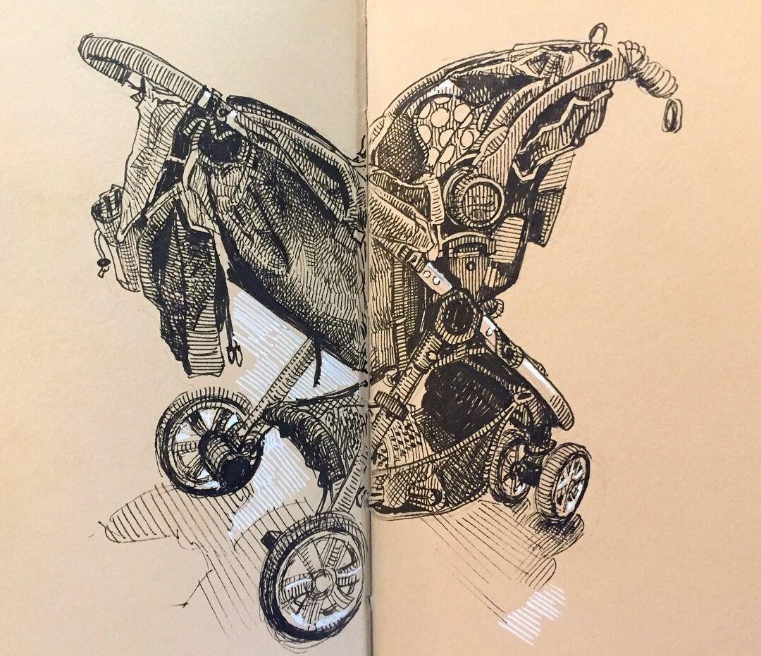 More Toned Paper Stillman And Birn Nova Series Beige Sketchbook