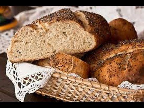 Receta Saludable: Pan de Chia - Hogar Tv por Juan Gonzalo Angel - YouTube