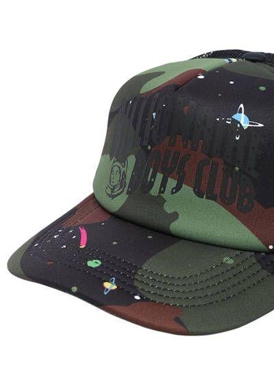 c41df660b3244d BILLIONAIRE BOYS CLUB - SPACE CAMO TRUCKER HAT - GREEN CAMO | SS ...