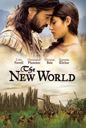 Amazon Com The New World Colin Farrell Qorianka Kilcher Christopher Plummer Christian Bale Movies World Movies Native American Movies Historical Movies