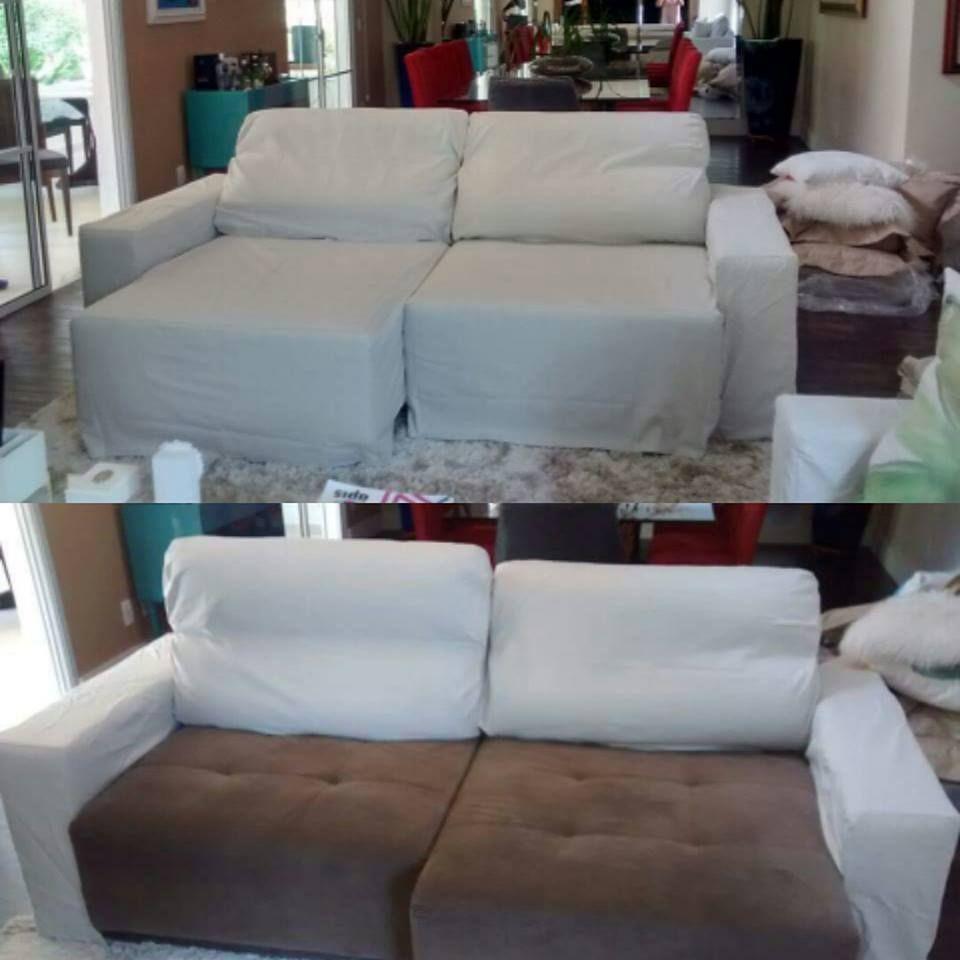 Pin em Capa Para Sofá Retrátil e reclinável