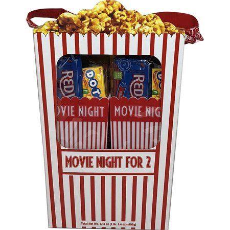 Movie Night Snacks For Two Gift Set - Popcorn, Red Vines, & Dots Candy - Walmart.com #movienightsnacks Movie Night Snacks For Two Gift Set - Popcorn, Red Vines, & Dots Candy #movienightsnacks