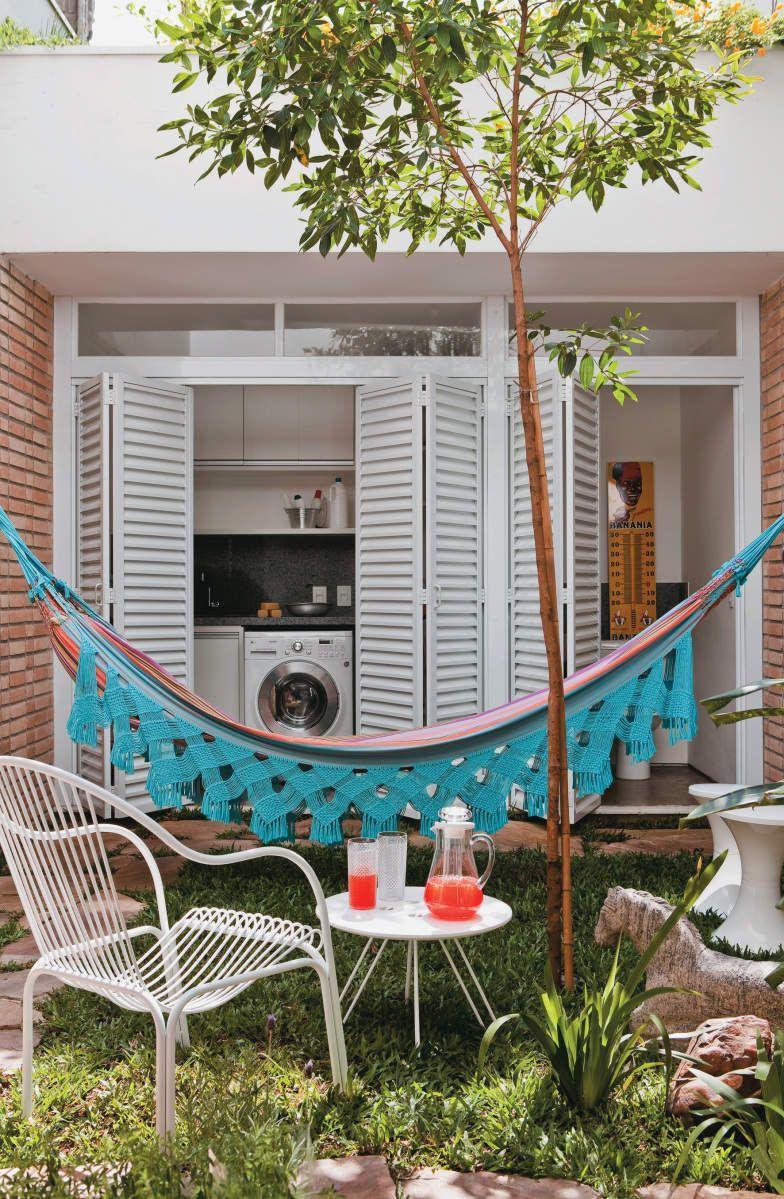10 lavanderias pequenas que fogem do bvio en 2018 for Lavaderos en patios pequenos