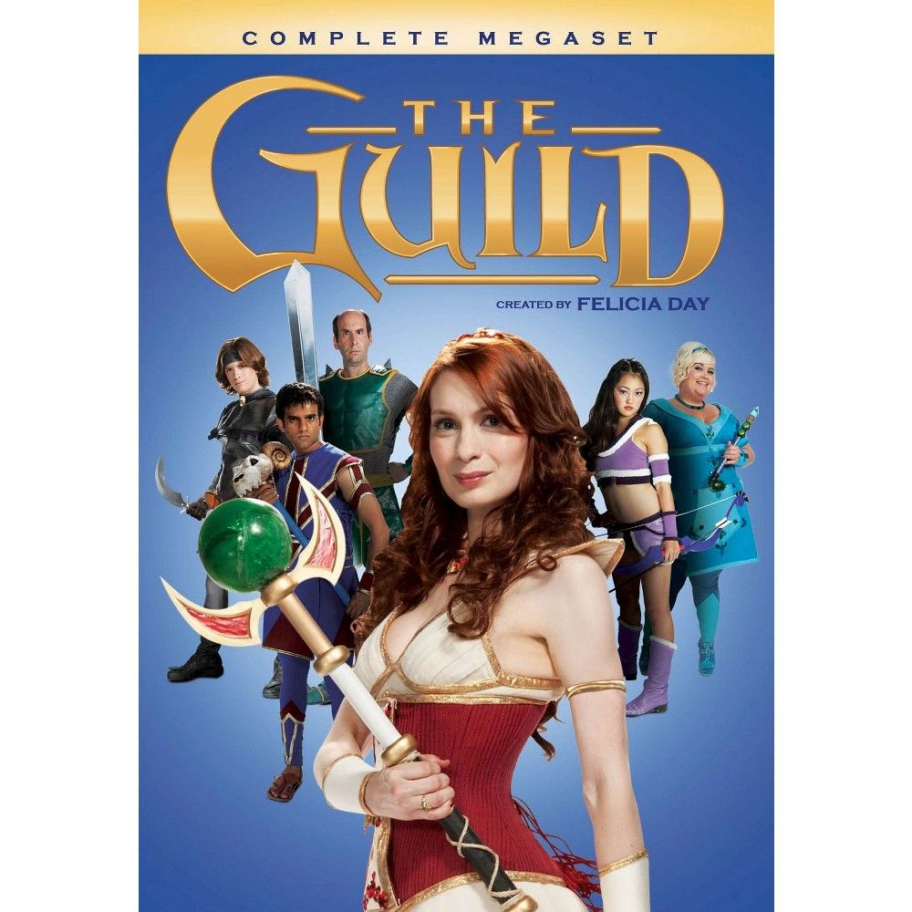 The Guild: Complete Megaset (6 Discs) (dvd_video)