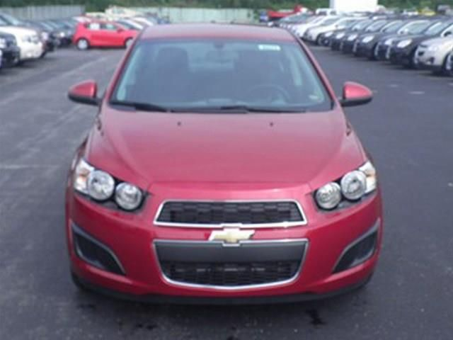 2014 Chevrolet Sonic LTAuto LT Auto 4dr Sedan w/1SD Sedan 4 Doors Red for sale in Frankfort, IL Source: http://www.usedcarsgroup.com/used-chevrolet-sonic-for-sale