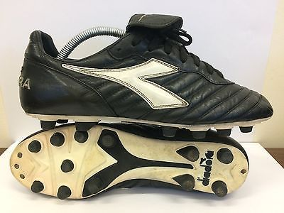 factory authentic 2acba 2c210 Vintage diadora brasil football boots uk 8 retro (king copa world cup