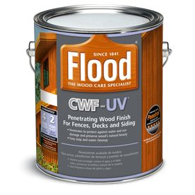 Flood Cwf Uv Gallon Size Container Pre Tinted Cedar Toner