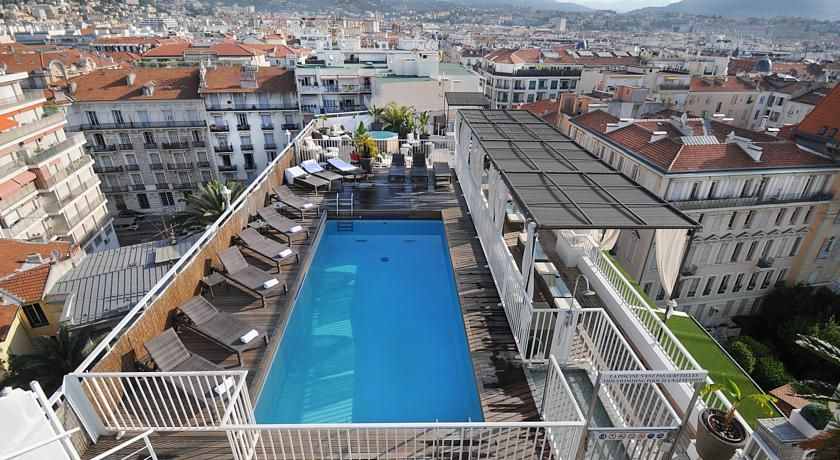 Splendid Hotel Spa Nice Located In S City Centre