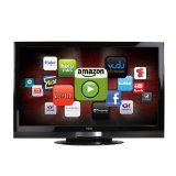 VIZIO XVT373SV 37-Inch Full HD 1080P LED LCD HDTV 120 HZ with VIA Internet Application, Black (Electronics)By Vizio