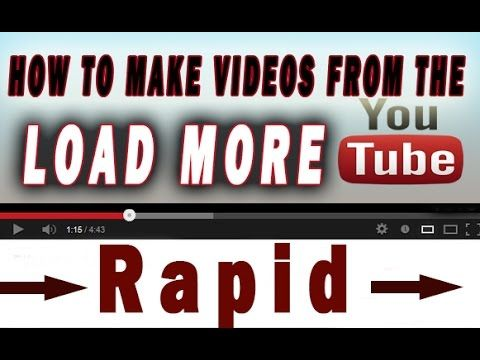 How Do the Videos from Youtube open Faster 2015