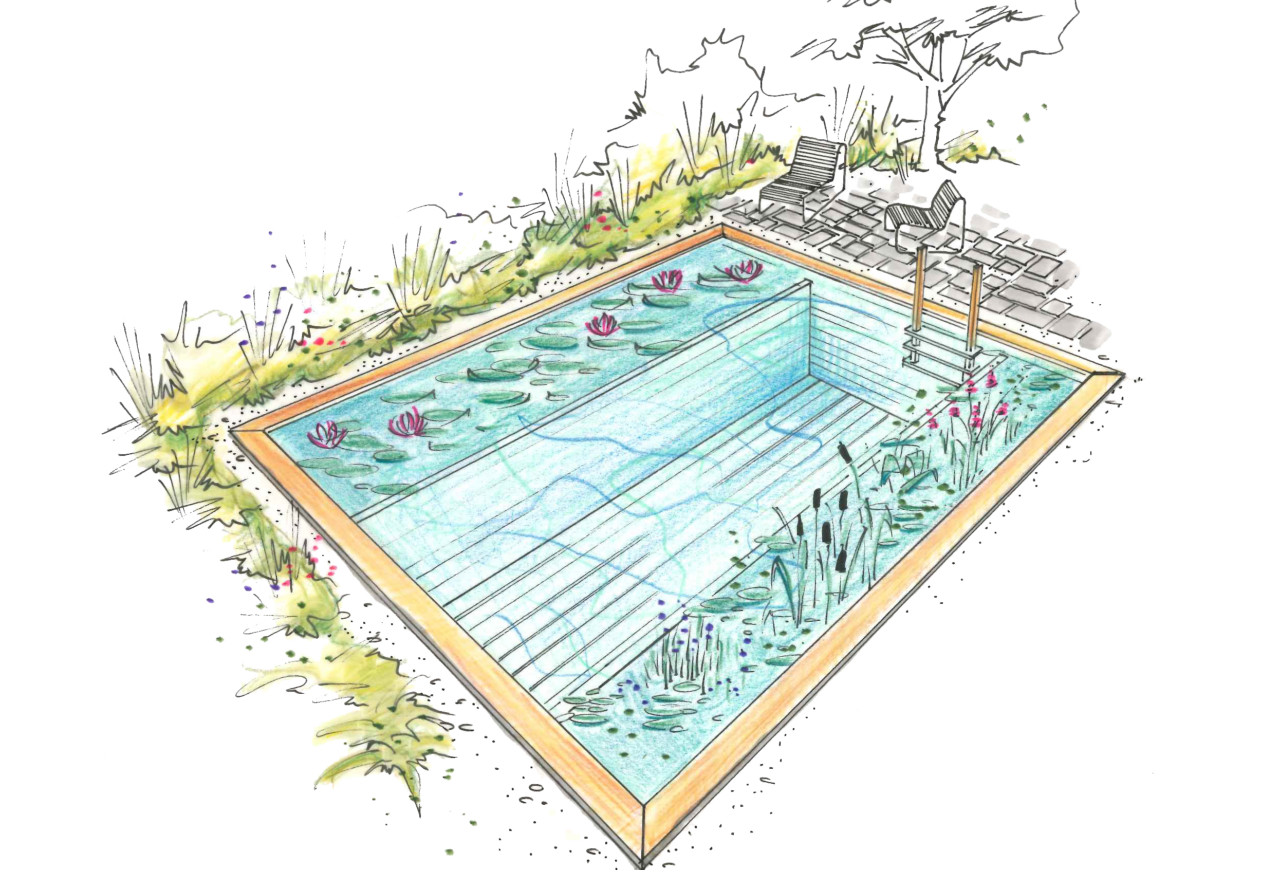 Konfigurator Schwimmteich und Naturpool in 2020