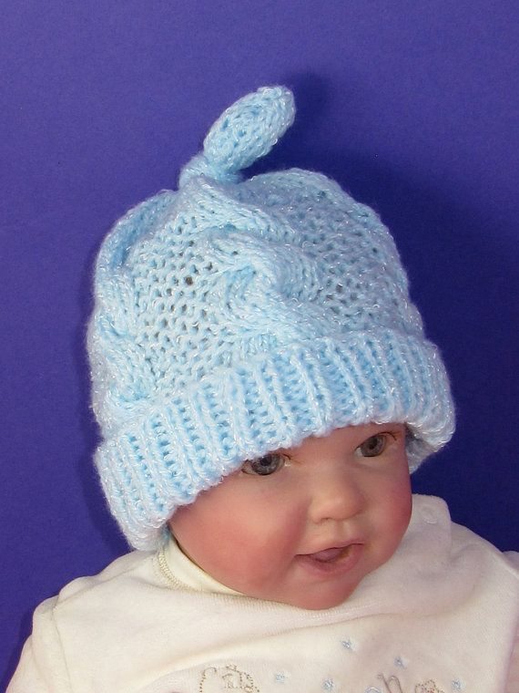 Instant Digital File pdf download Knitting Pattern - Baby Simple ...