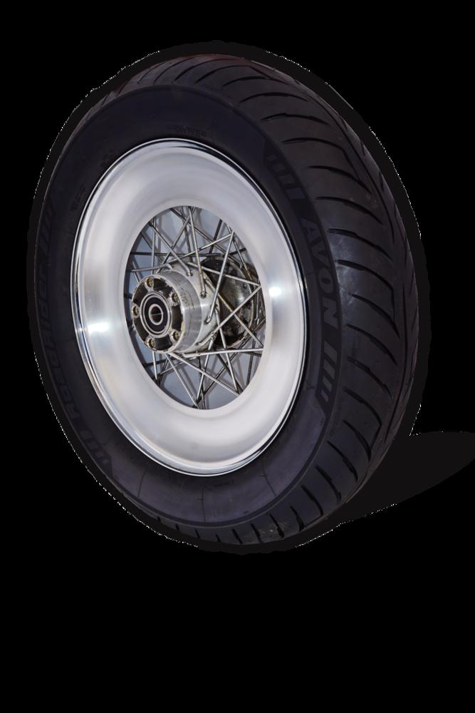 Wheel Disc Covers (Aluminum) by Pandemonium, $221.00