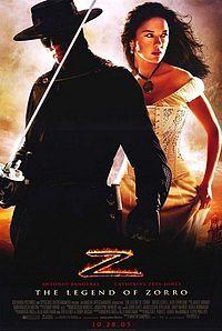 The Legend Of Zorro Wikipedia A Enciclopedia Livre Catherine