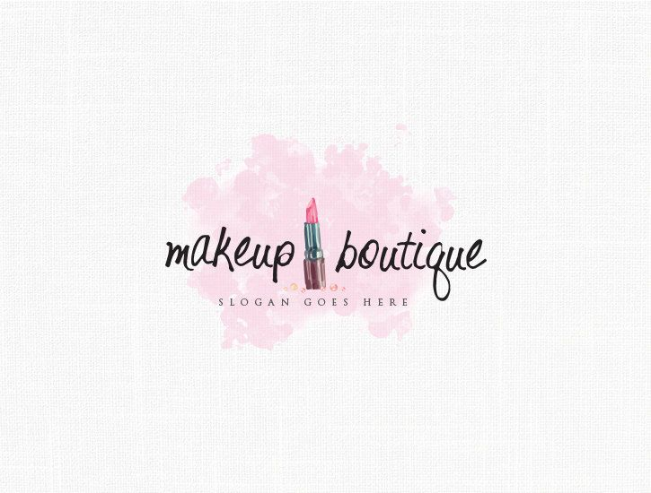Fashion Beauty Name Ideas: Beauty Makeup Logo Design Boutique Logo Fashion Logo