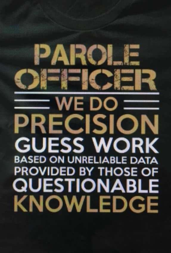 Probation Officer Job Description Basic Correctional Officer