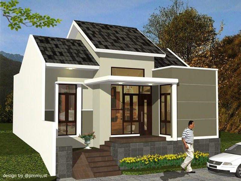 Model Rumah Sangat Sederhana Di Kampung Content