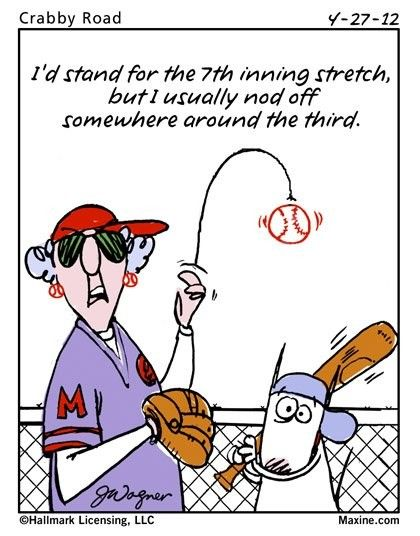 Funny Slow Pitch Softball Pictures : funny, pitch, softball, pictures, Maxine, Inning, Stretch, FOLLOW, BOARD, REALLY, GREAT, THOUGHTS, MAGNIFICENT, MAXINE, OTHER, BOARDS, Maxine,, Grandma, Funny,, Funny, Quotes