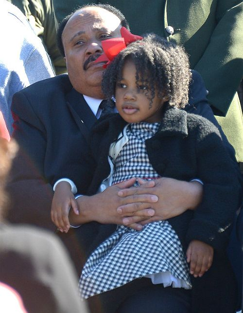Yolanda Renee King The Granddaughter Of Martin Luther King Jr And