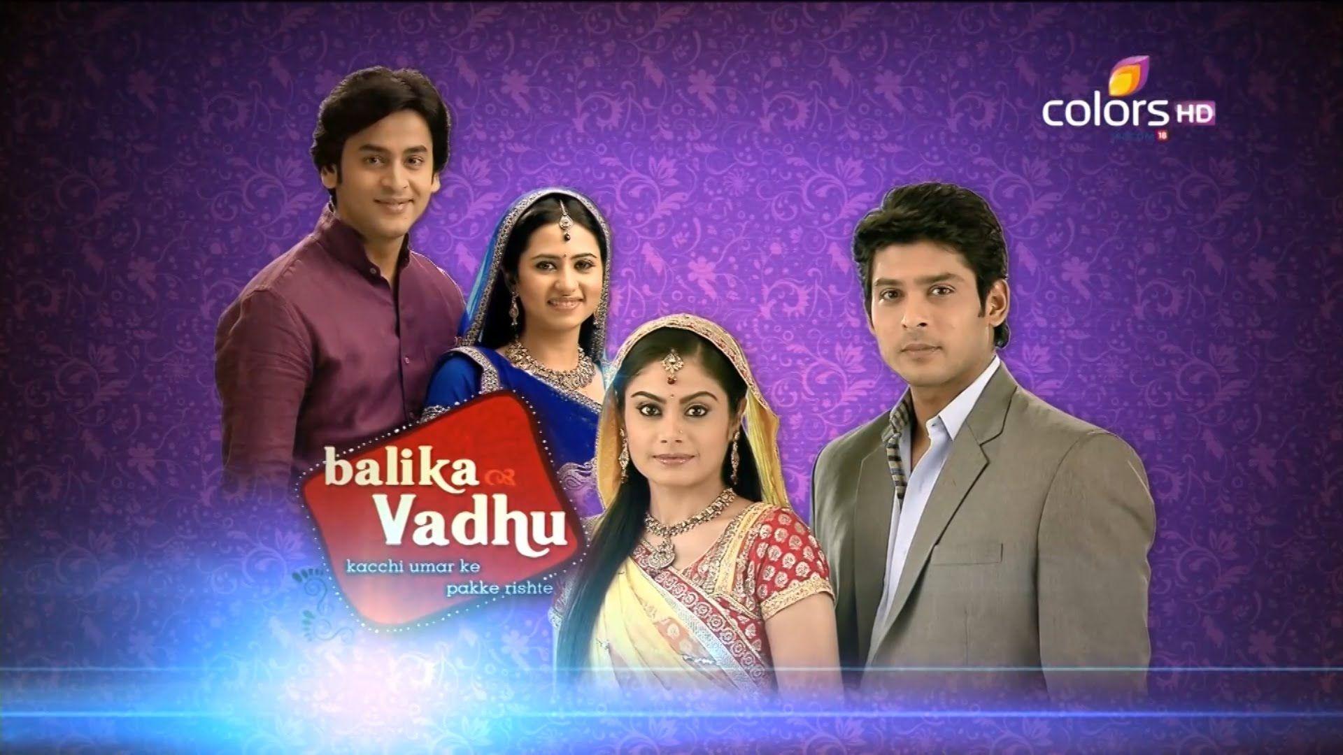 balika vadhuMala Nevesta Tv shows, Tv, Shows