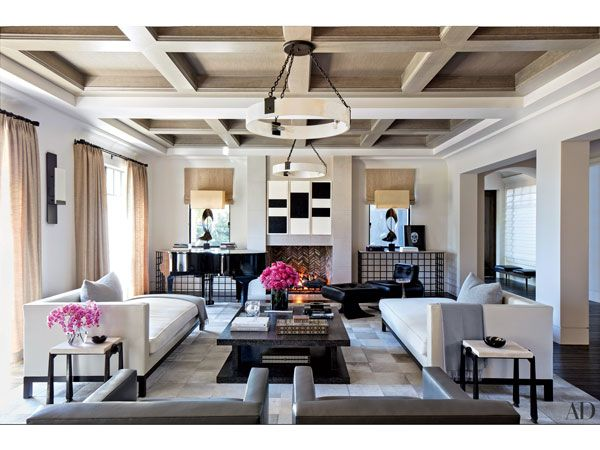 PHOTOS: Step Inside the Ultra-Glam Homes of Khloé and ...