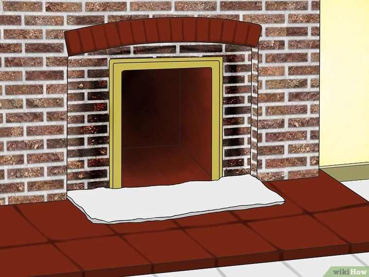 how to clean soot from brick with pictures wikihow cleaning rh pinterest co uk clean soot from stone fireplace clean soot off stone fireplace