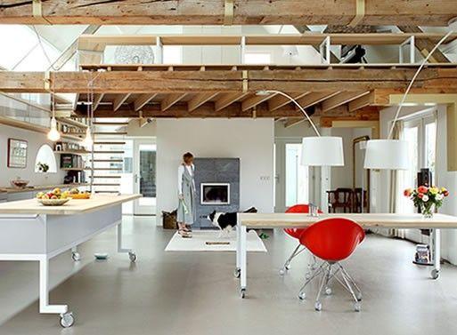 Barn Conversion — Architecture-Design -- Better Living Through Design