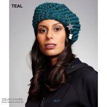 Dakine PEARL Girls Crochet French Cap