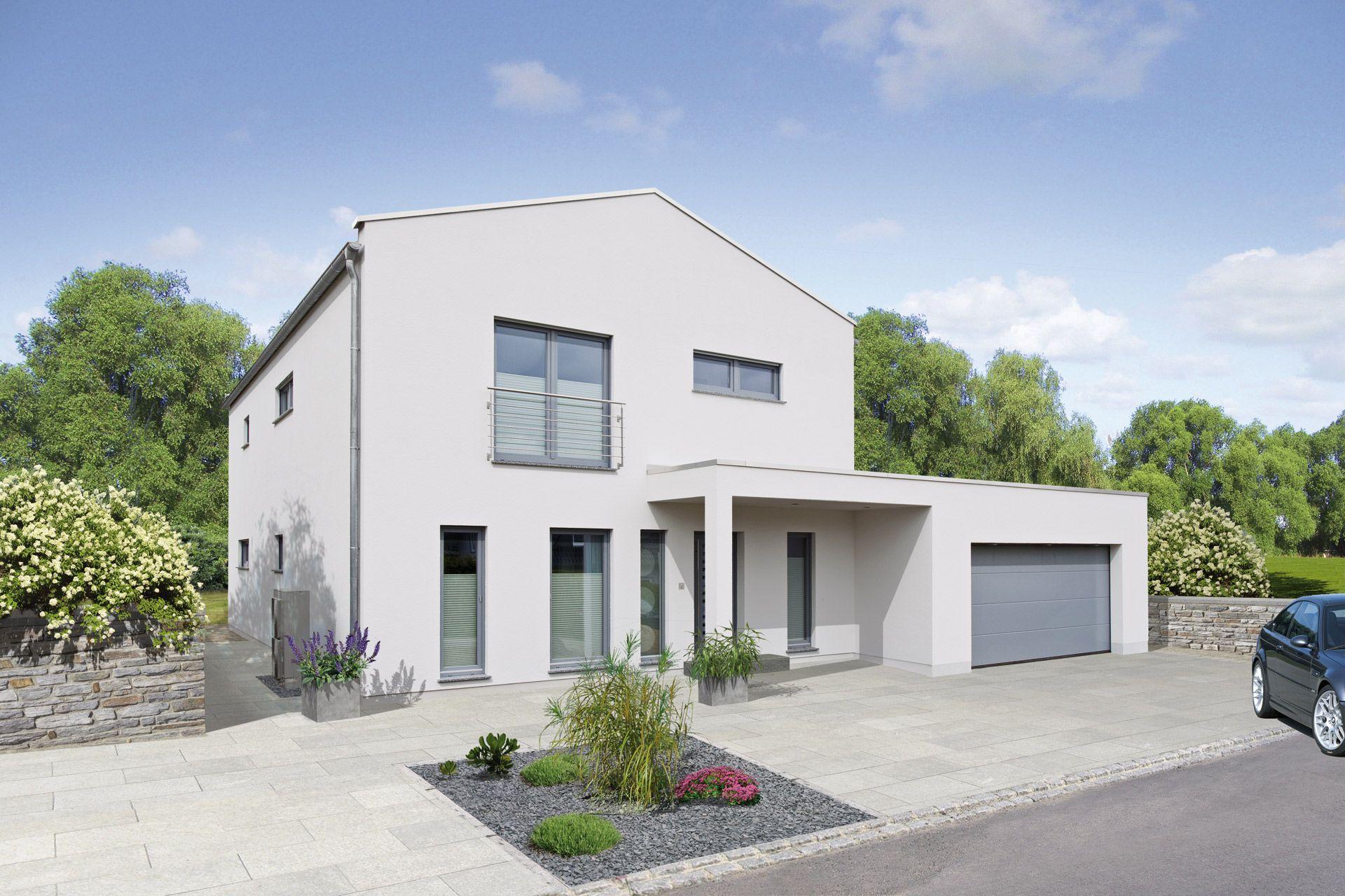 Moderne Satteldachhäuser satteldachhäuser architektur future house