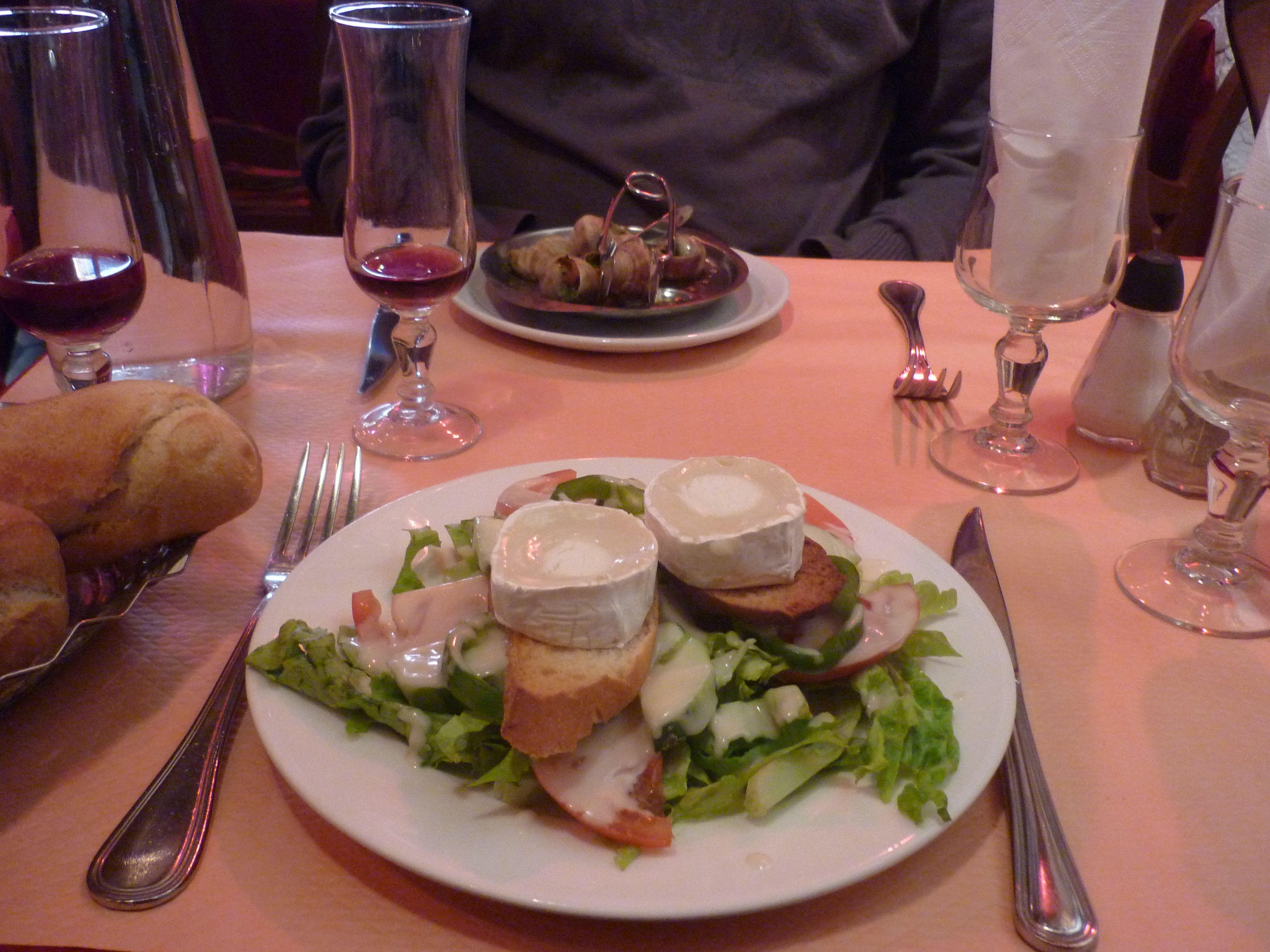 Déjeuner - Dîner #frança #comidafrancesa #france
