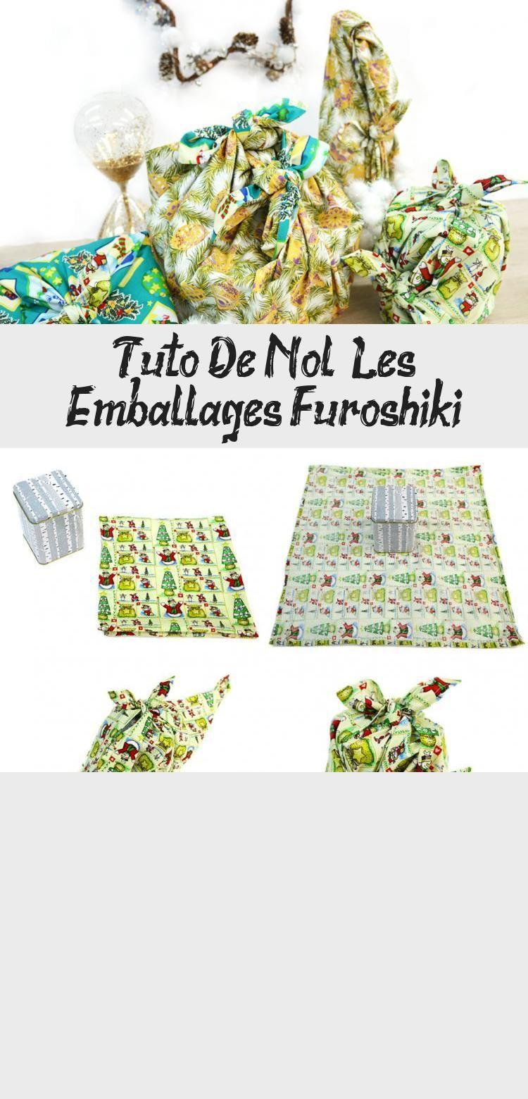 Tuto de Noël : Les emballages Furoshiki #Etiquettescadeauxnoel #cadeauxnoelEnfant #Papiercadeauxnoel #cadeauxnoelPasCher #cadeauxnoelDessin #furoshikituto