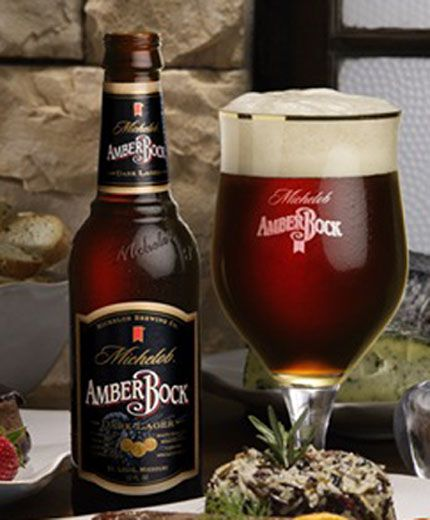 Michelob Amberbock With Images Beer Beer Recipes Beer Bottle