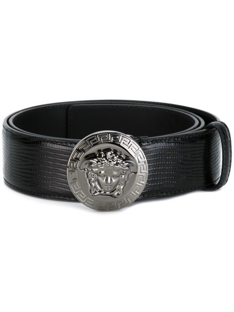 Shop Versace classic Medusa belt in Vitkac from the world's best independent boutiques at farfetch.com. Shop 400 boutiques at one address.