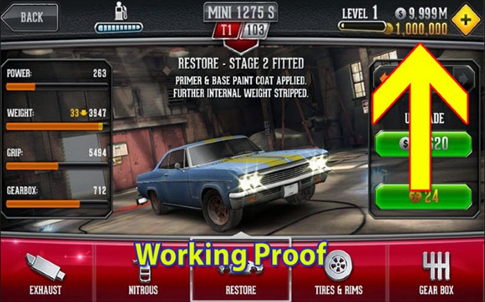 How To Get Free Gems In Racing Rivals
