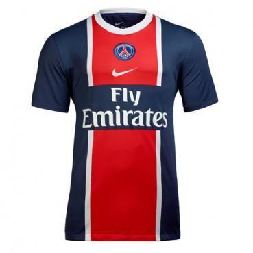 Paris St. Germain 2011-12 Home. Paris St. Germain 2011-12 Home Nike Football  Kits ... ed774d9cb