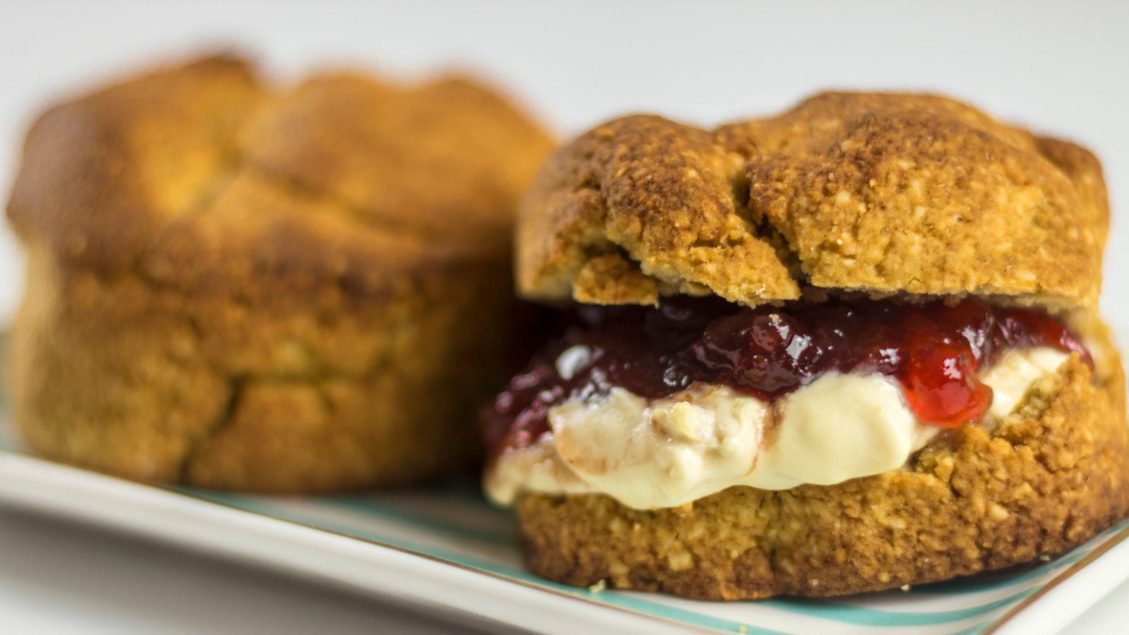 Recipe British Buttermilk Scones Ginger On Patreon Recipes Uk Recipes Food