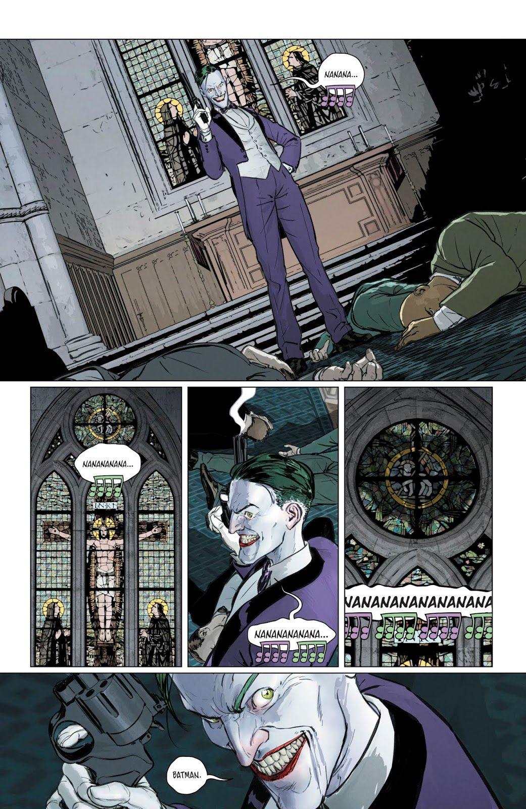 Batman 2016 Issue 48 Read Batman 2016 Issue 48 Comic