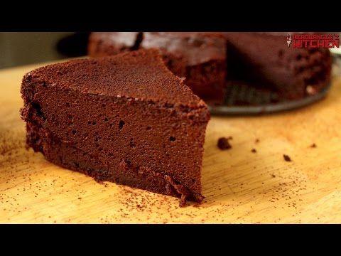 Keto Chocolate Cake Flourless Chocolate Cake Headbanger S Kitchen