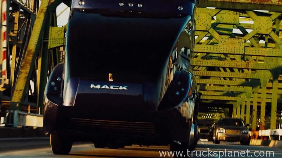 Mack - Concept Truck - \
