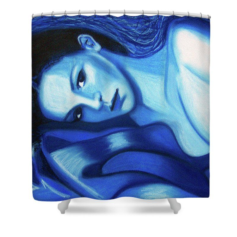 Kiss From A Rose Shower Curtain For Sale By Lee Wilde