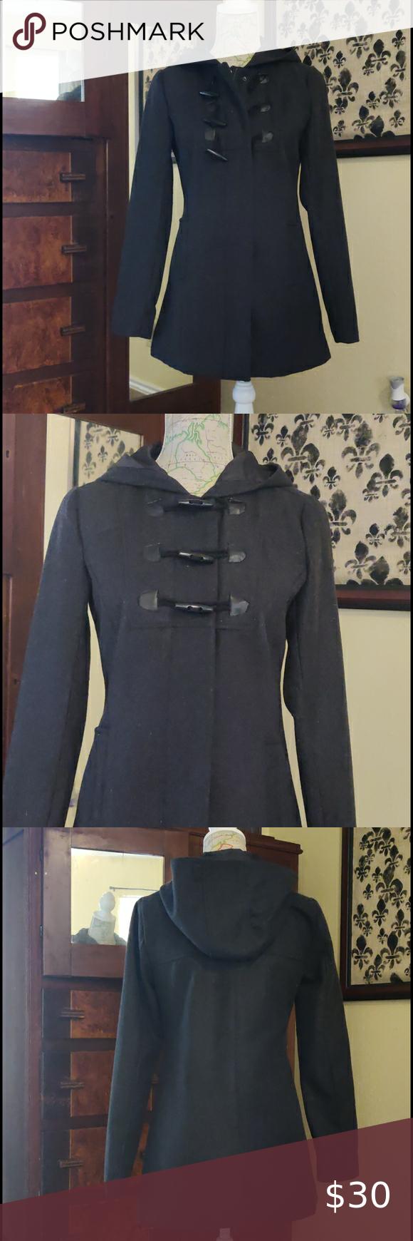 Ambiance Apparel Gray Wool Coat Ambiance Apparel Gray Wool Coat Wool Coat [ 1740 x 580 Pixel ]
