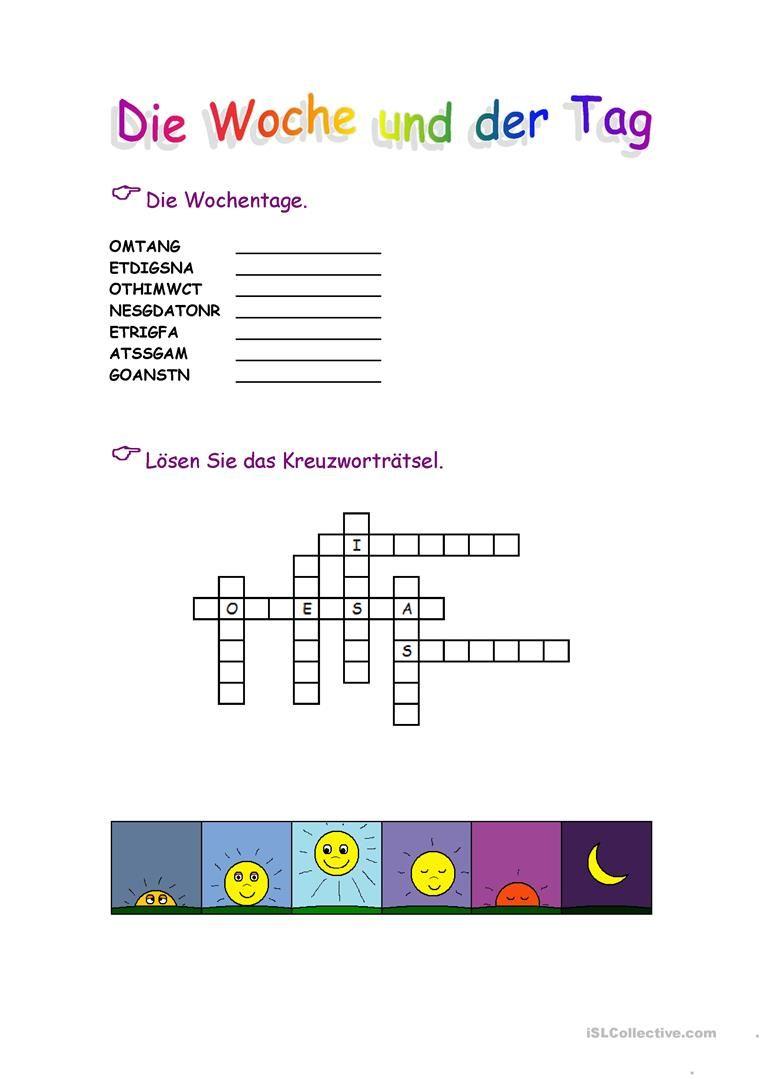 Richtig Kreuzworträtsel