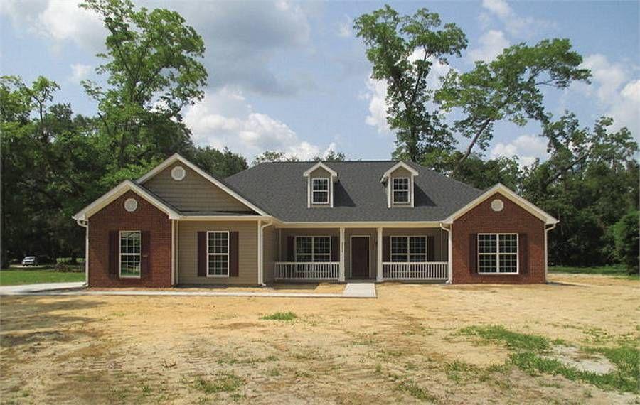 The Auburn B Home My Dream Home House