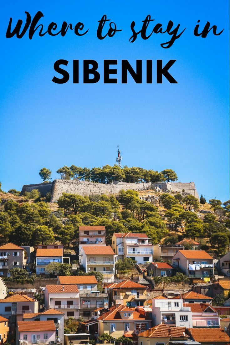best places to stay in sibenik